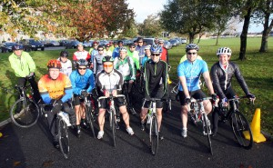 Bike to Boffin 2015